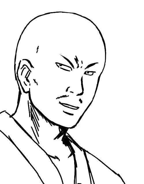 原田です、笑顔の