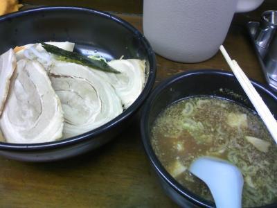 江川亭 つけ麺 081109