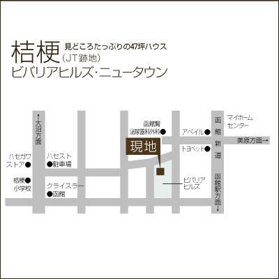 200809H邸map