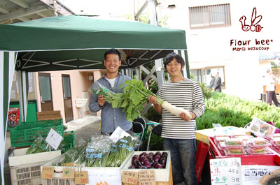 北野さんと西阪さん。
