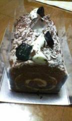 ルタオ生チョコロールケーキ1