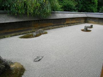 京都龍安寺1