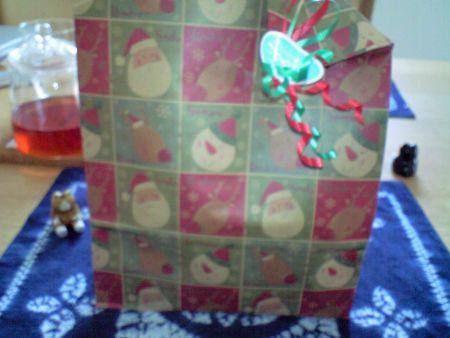 今年のプレゼント