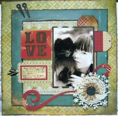 LOVE (cosmo)