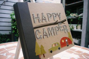 キャンプミニブック表紙