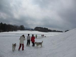 2012 3月ひるがの橇練 006