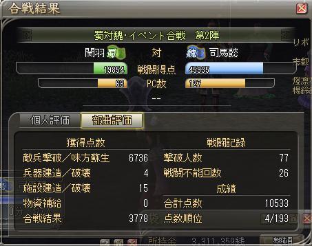 20080607合戦2部曲評価