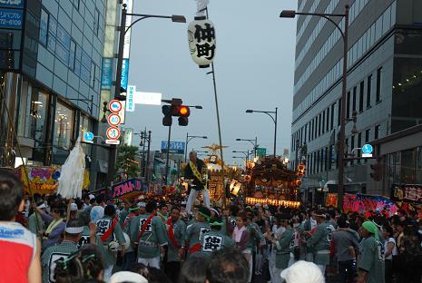 上尾夏祭り8