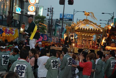 上尾夏祭り9