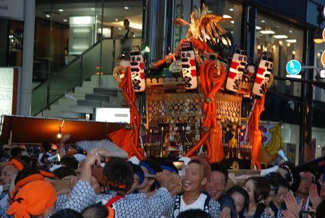上尾夏祭り10