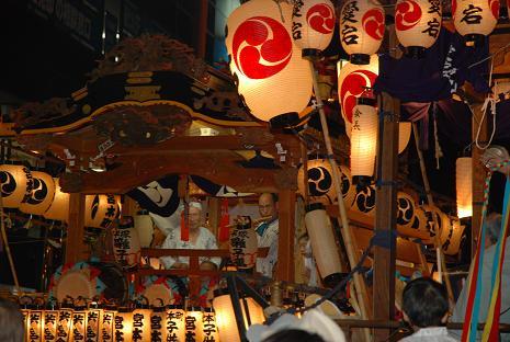上尾夏祭り11