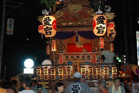 上尾夏祭り12