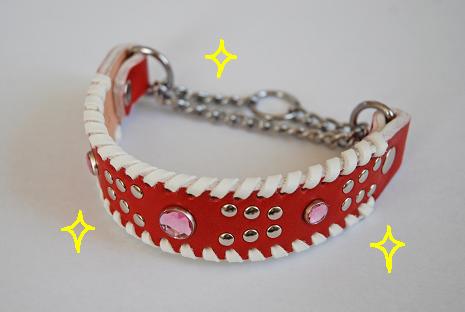赤い首輪1
