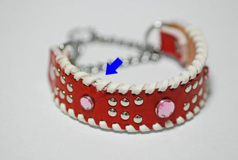 赤い首輪4