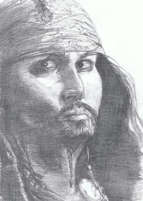 Captain Jack Sparrow 2