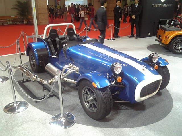Caterham Super Seven 其の二