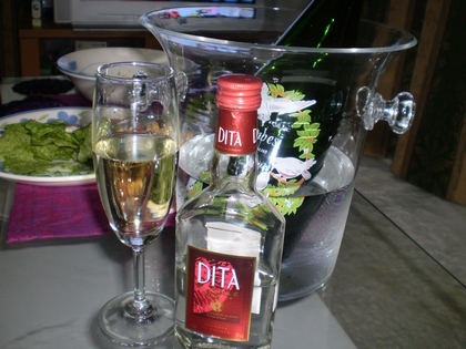 シャンパン+ディタ