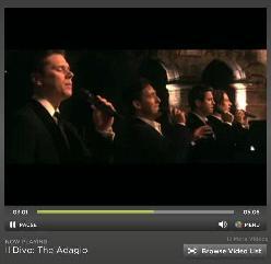 Il divo the adagio - Youtube il divo adagio ...
