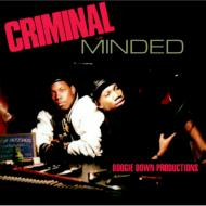 BOOGIE DOWN PRODUCTIONS/CRIMINAL MINDED