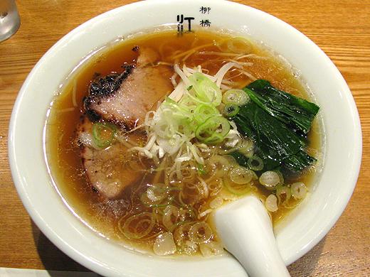 江南 柳麺 継れ味