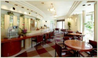 UCCコーヒー博物館喫茶室