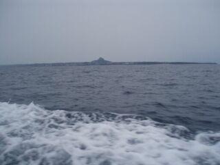 20100515伊江島が見える海