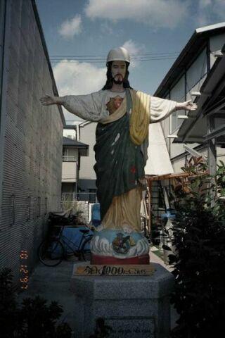 鷹取カトリック教会イエスキリスト