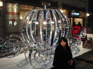 ガラスの馬車直美20081220
