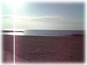 美川県一の海