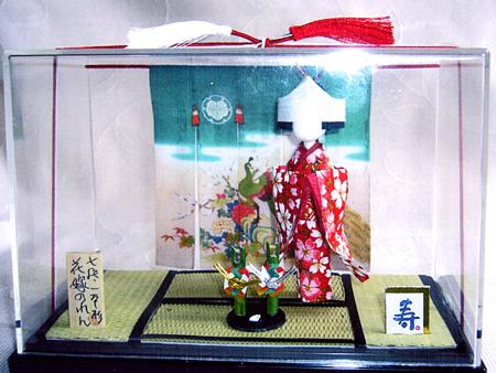 花嫁のれん人形(箪笥なし)