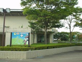 石川県輪島漆芸美術館(9月21日ポスター配布先で一番遠い所)