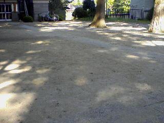 境内砂引き1