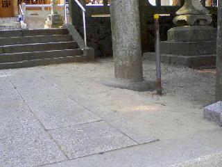 境内砂引き3