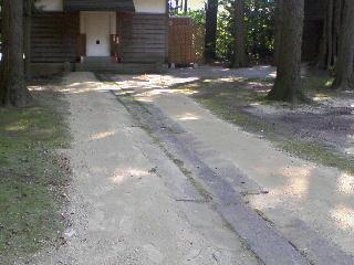 境内砂引き4
