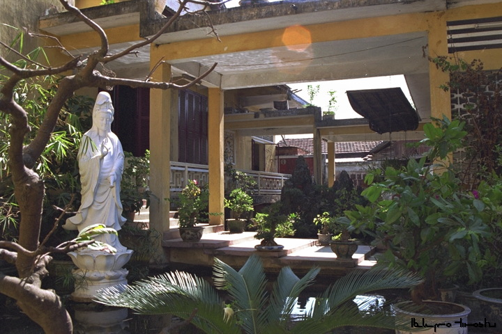 ダナンの寺