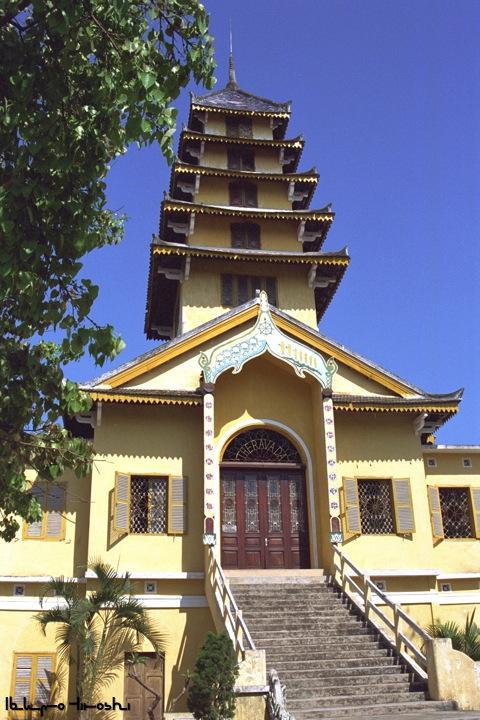 ヴェトナムの寺