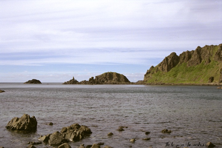 礼文 澄海岬