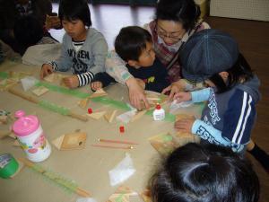 木工教室 2