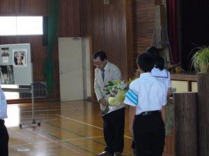 中学講演会 3