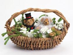 クマの夫婦
