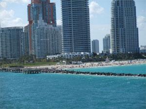 マイアミ海7