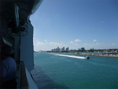 マイアミ海