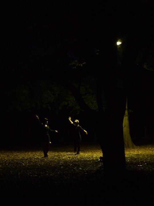 真夜中のダンサー