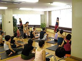 IYC荻窪キノシタケイコ先生アシュタンガヨガ特別クラス