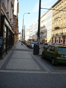 8 プラハの街角