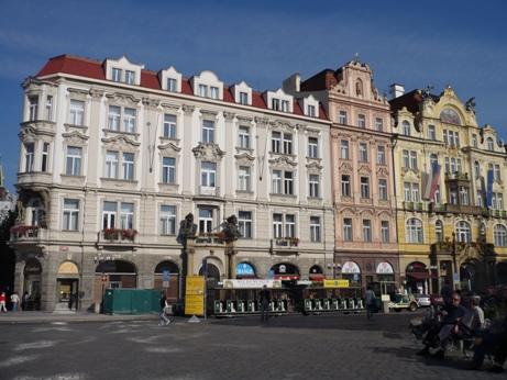 18 ゴルツ・キンスキー宮殿