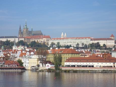 28 プラハ城