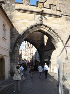 33 プラハ城へ