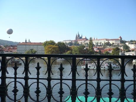 47 プラハ城