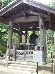 円覚寺の梵鐘